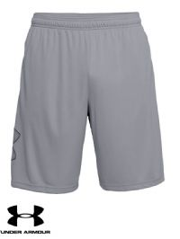 Men's Under Armour 'UA Tech Graphic' Shorts (1306443-035) x6 (Option 1): £7.95